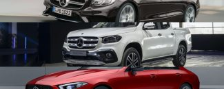 Mercedes-Benz descontinuará modelos