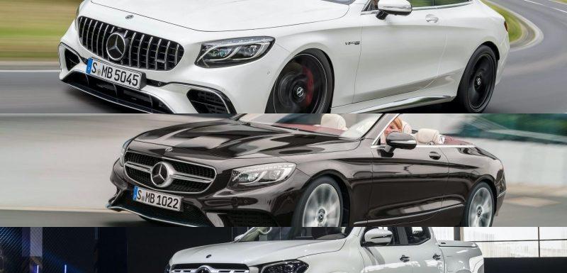 Mercedes-Benz descontinuará modelos