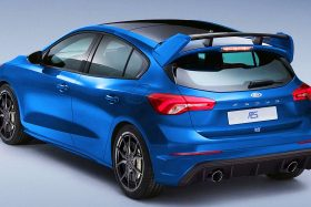 Ford Focus RS Mk4