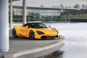 nuevo McLaren LT
