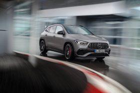 2021 Mercedes-AMG GLA 45