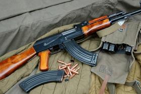metralletas AK-47
