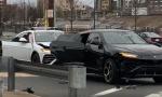 Lamborghini Urus choque