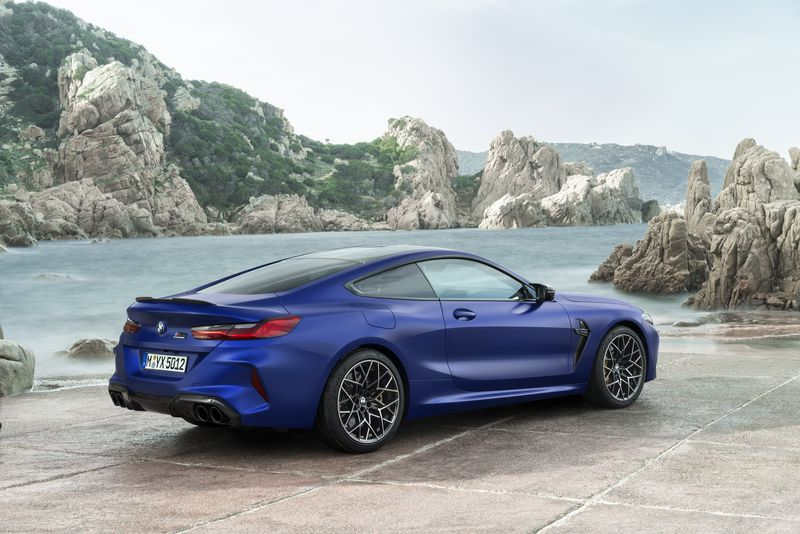 BMW M8 Competition Chile