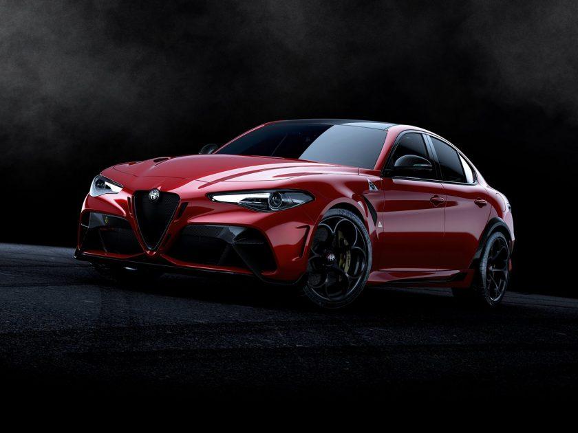 Nueva Giulia GTA