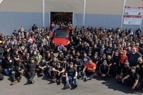 Tesla 1 milón de autos