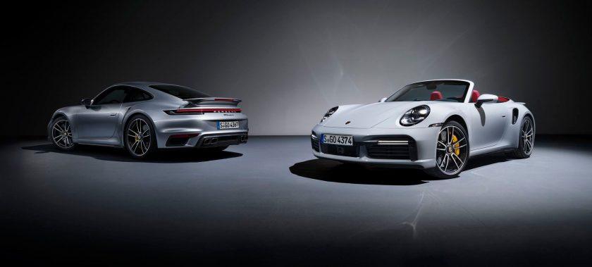 992 Porsche Turbo S