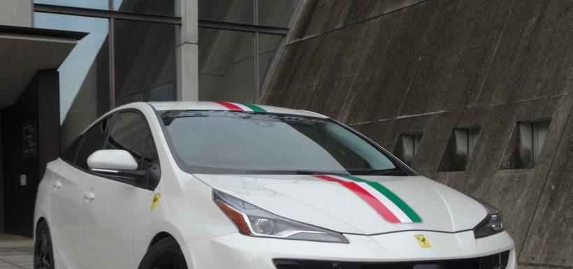 Toyota Prius Ferrari