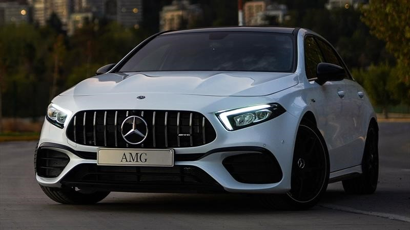 Mercedes-AMG A45 S Chile