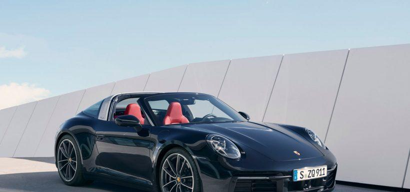 Porsche Targa 992