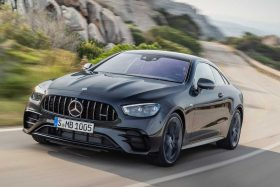 Nuevo Mercedes-AMG E53