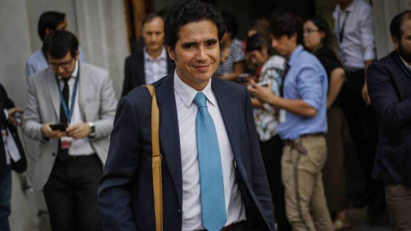 Ignacio Briones.