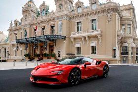 Ferrari SF90 Stradale Monaco