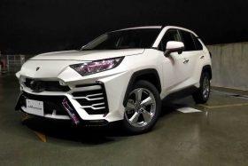 Toyota RAV4 Lamborghini Urus