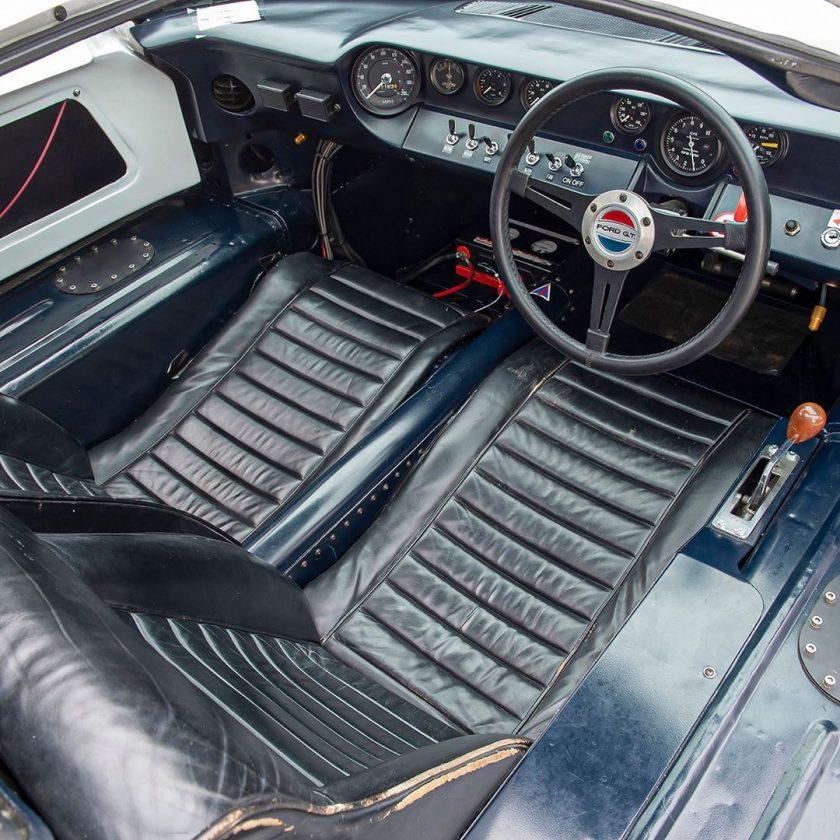 Ford GT40 subasta