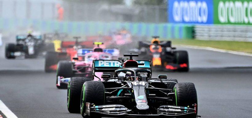 Hamilton GP Hungría
