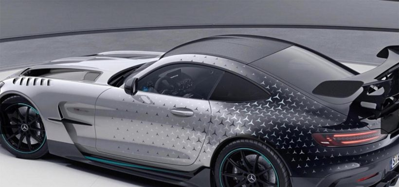 Mercedes-AMG GT P One Edition