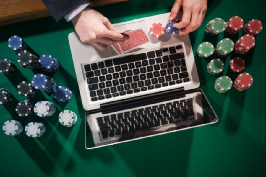 Barrington 10 poker table