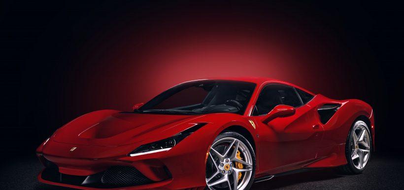 Ferrari F8 Tributo Chile