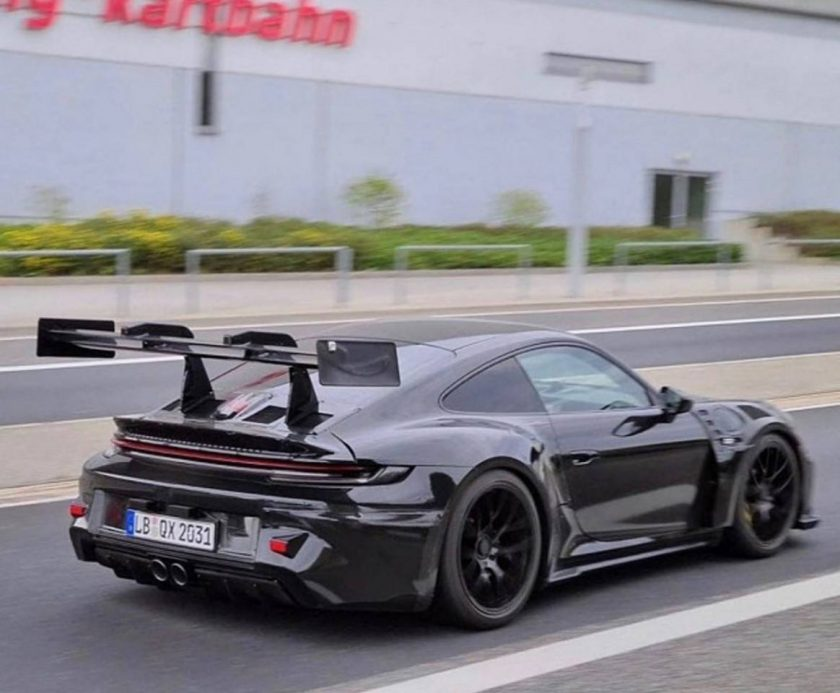 GT3 RS 992