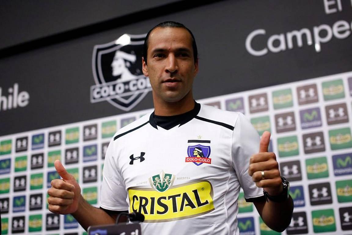 """Sólo te bancan en los mejores momentos"""": Luis Pedro Figueroa barrió con  hinchas de Colo-Colo"""