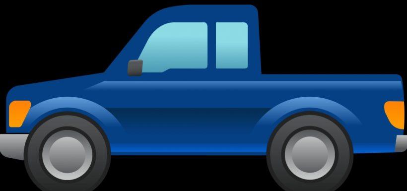 Ford F-150 emoji