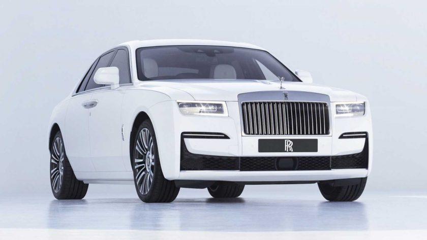 Rolls-Royce Ghots