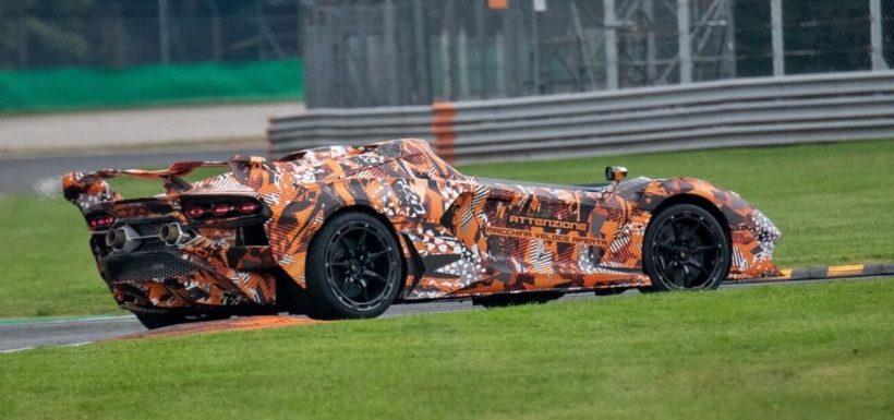 Lamborghini Speedster