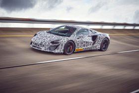 McLaren V6