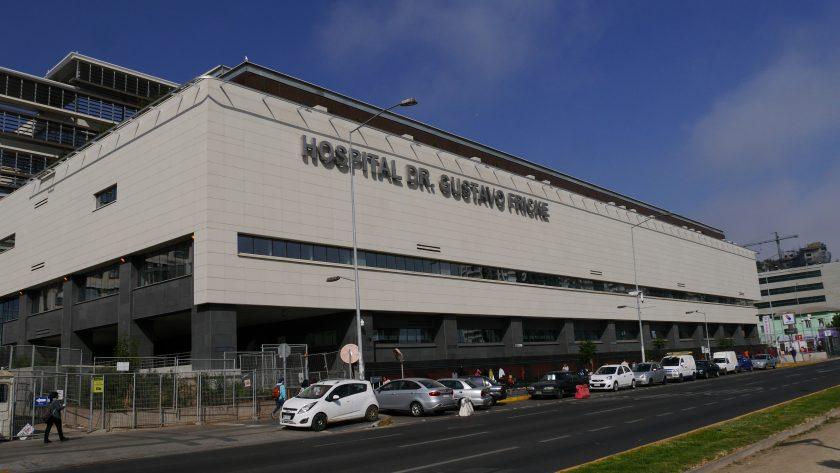 Hospital Dr. Gustavo Fricke.