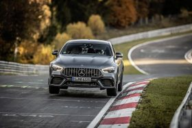 Mercedes-AMG GT63 S record