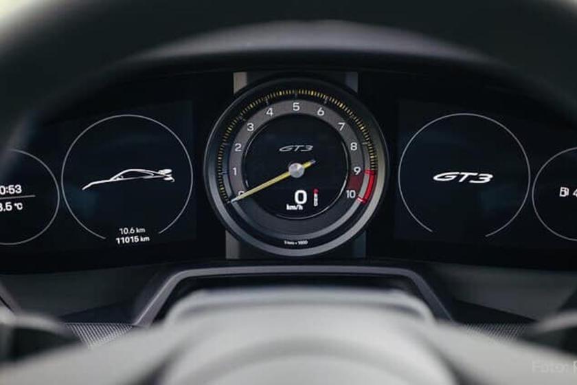 Porsche GT3 992