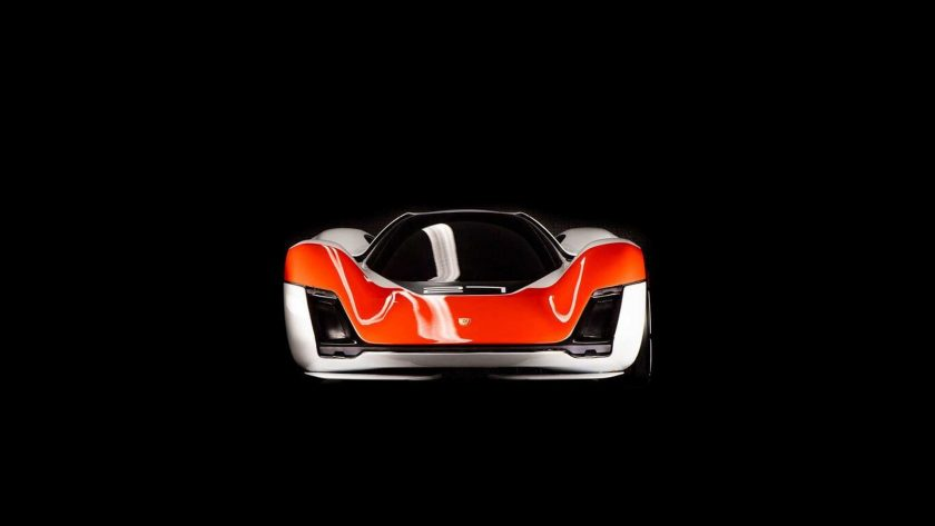 Porsche 906 Living Legend
