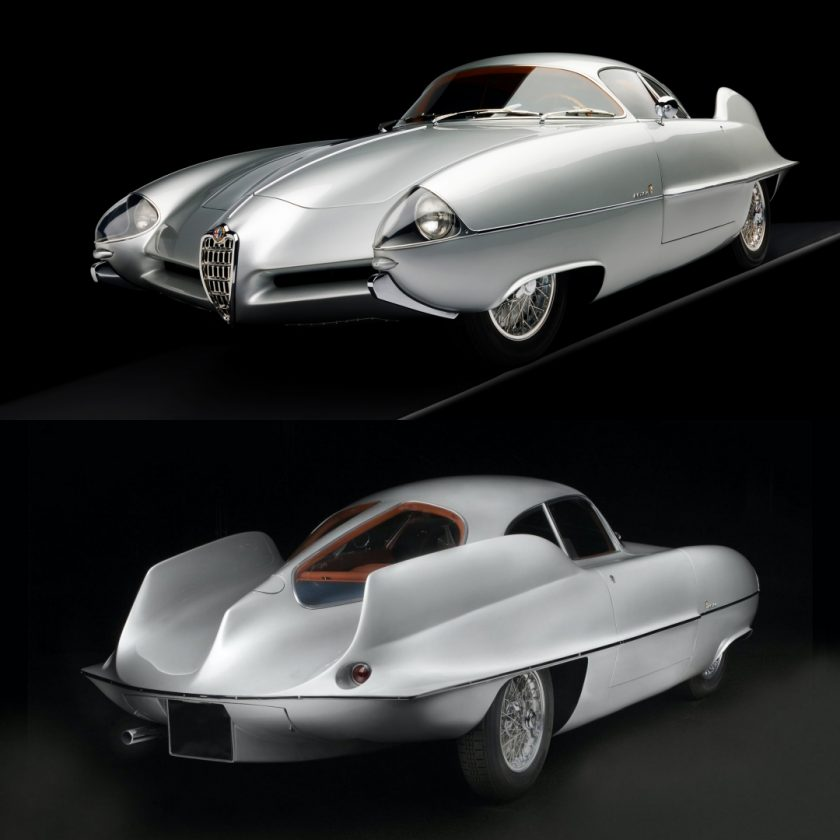 Alfa Romeo BAT 9d