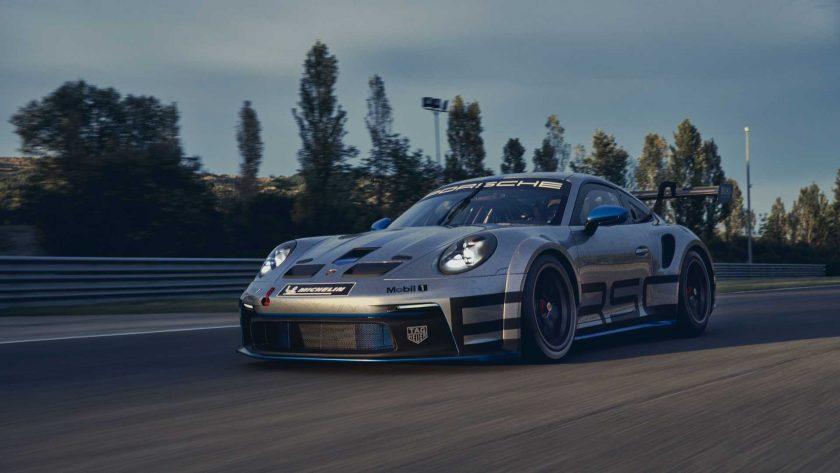 Porsche 911 GT3 Cup 992