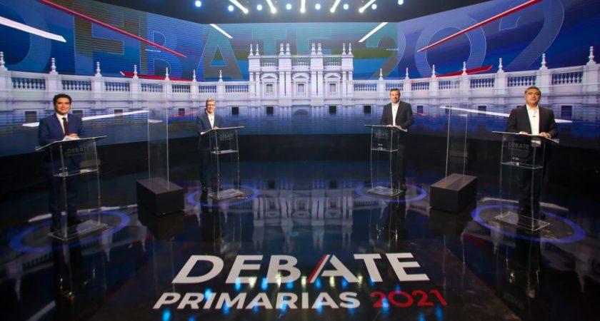 El debate presidencial dejó muchos memes en redes sociales.