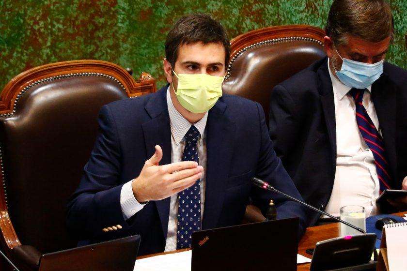 Diputado Diego Paulsen criticó al Gobierno