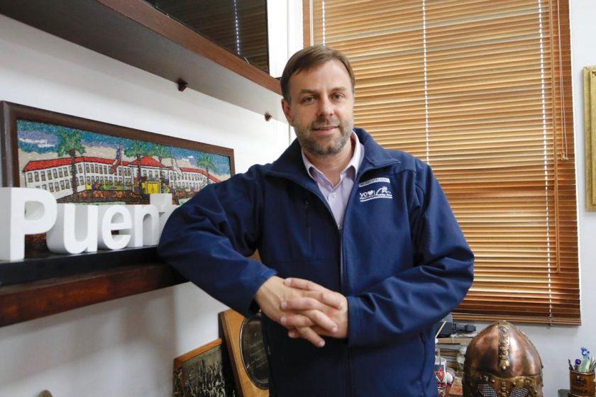 Alcalde de Puente Alto