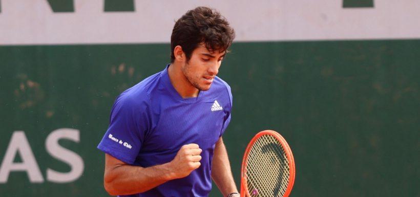 Cristian Garin cayó ante Medvedev por los octavos de final en Roland Garros