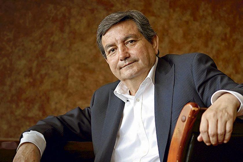 Miguel Ángel Aguilera, ex alcalde de San Ramón.