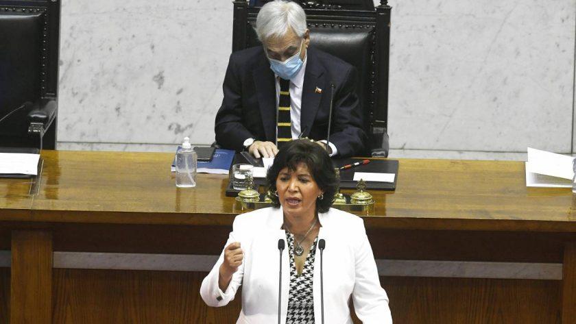 Yasna Provoste.