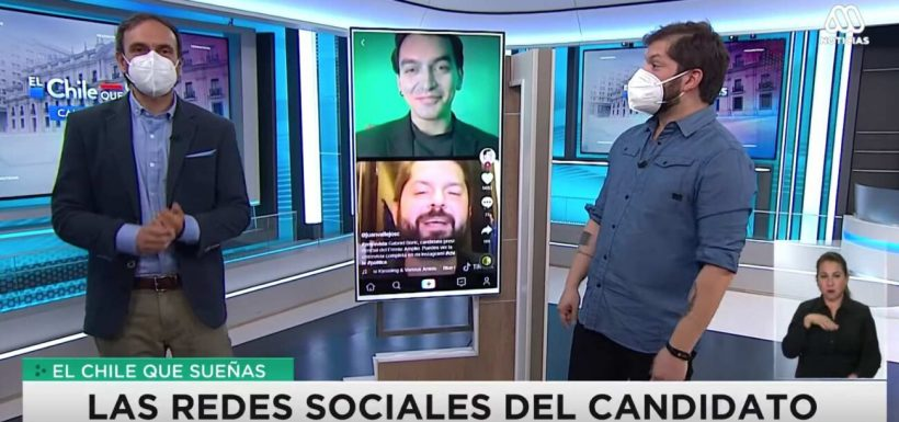 Rodrigo Sepúlveda Gabriel Boric
