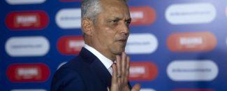 Reinaldo Rueda sufre en Colombia.