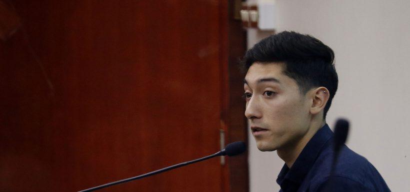 Hijo de Nibaldo Villegas.