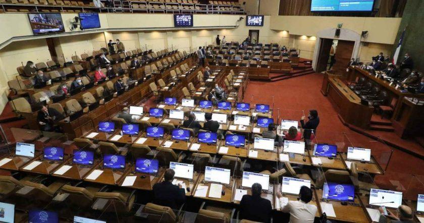 Congreso despachó a ley el proyecto contra los formalizados por VIF.