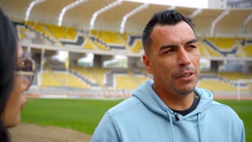 Esteban Paredes.