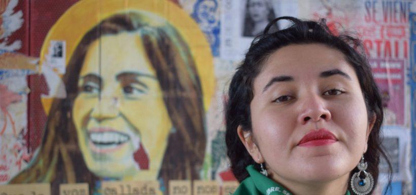 Daniela Serrano, presidenta de las JJ.CC