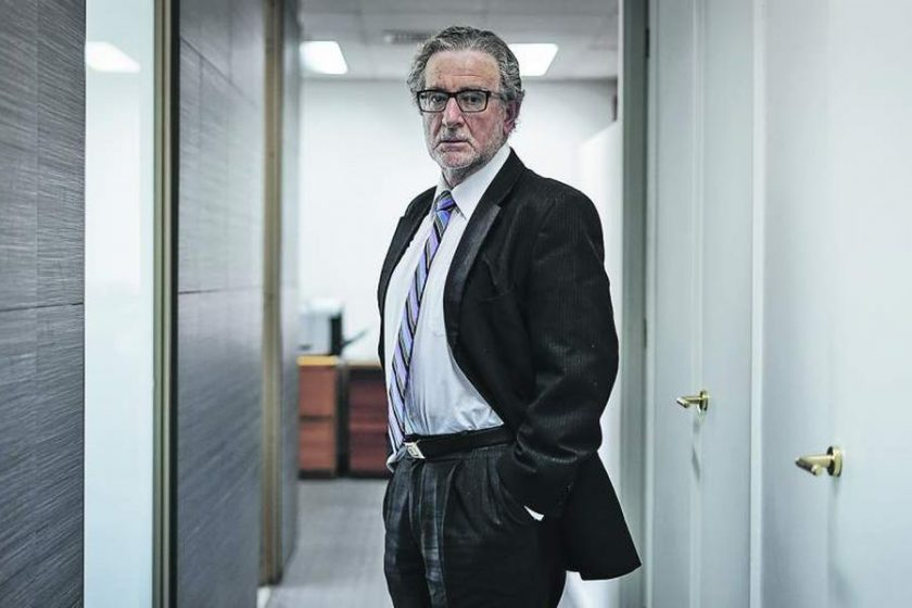 Roberto Zahler, ex presidente del Banco Central.