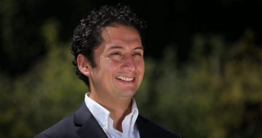Diego Ancalao.
