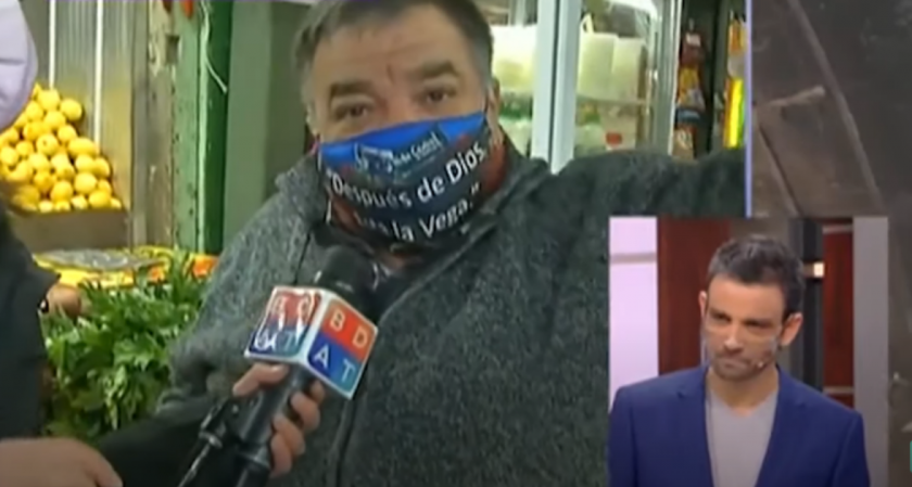 Arturo Guerrero y Gonzalo Ramírez se dieron con todo en TVN.